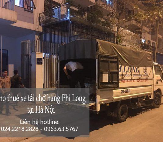Dịch vụ cho thuê xe tải Phi Long tại đường Vũ Quỳnh