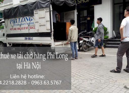 Dịch vụ cho thuê xe tải Phi Long tại đường Lê Đức Thọ