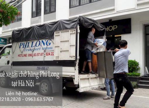 Dịch vụ cho thuê xe tải Phi Long tại phố Yên Lạc
