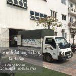Dịch vụ cho thuê xe tải Phi Long tại phố Lê Văn Hưu