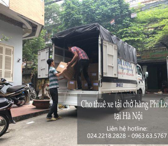 Dịch vụ cho thuê xe tải Phi Long tại đường nguyễn chí thanh