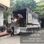 Dịch vụ cho thuê xe tải tại phố Pháo Đài Láng