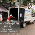 Dịch vụ cho thuê xe tải Phi Long tại đường chu huy mân