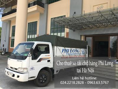 dịch vụ cho thuê xe tải tại đường hồng hà