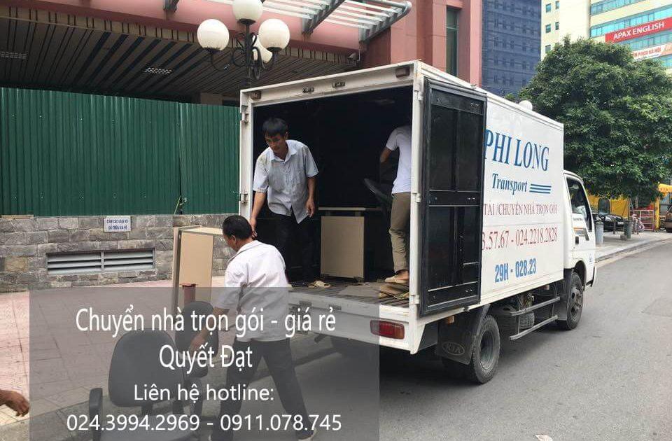 Dịch vụ cho thuê xe tải tại đường bùi thiện ngộ