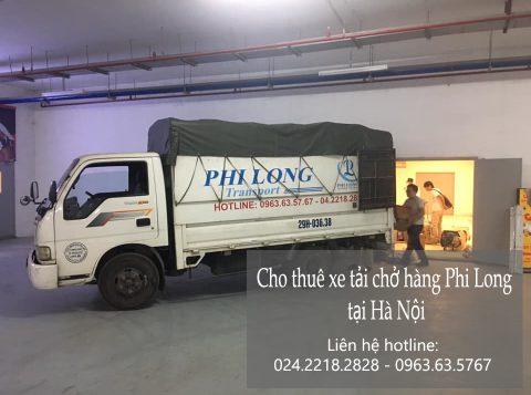 Dịch vụ cho thuê xe tải tại đường Mễ Trì Hạ