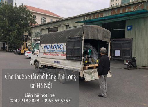 Dịch vụ cho thuê xe tải tại phố Trường Lâm