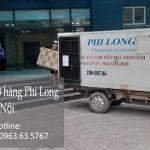 Dịch vụ taxi tải vận chuyển chuyên nghiệp tại Hà Nội