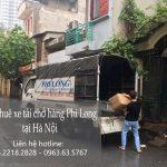 thuê xe tải giá rẻ Phi Long tại quận Đống Đa