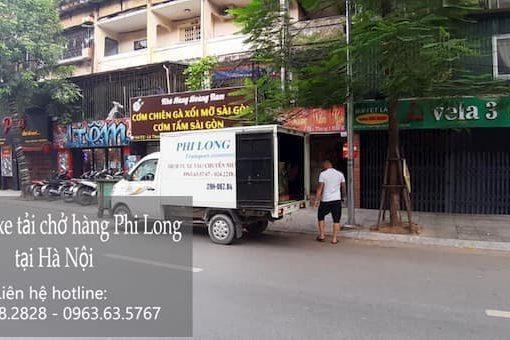 taxi tải giá rẻ phi long tại đường ngô viết thụ