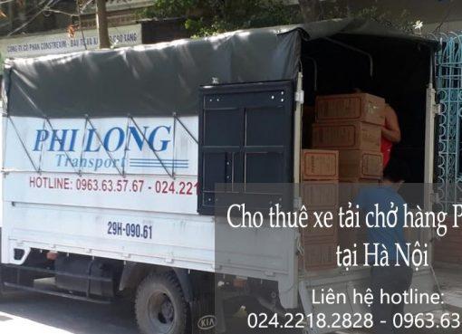Dịch vụ thuê xe 5 tạ giá rẻ tại đường Thạch Cầu