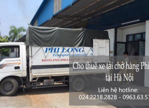 xe tải chở hàng phi long giảm giá dịch vụ trong tháng 7
