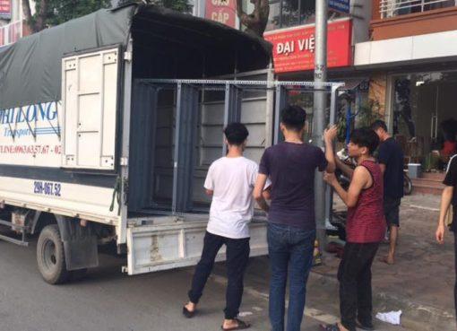 Dịch vụ taxi tải tại hà nội tại đường Lâm Hạ