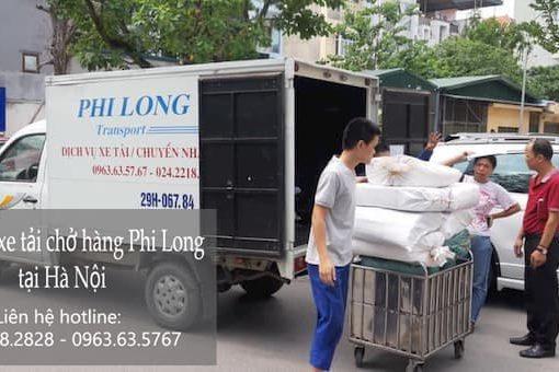 Cho thuê taxi tải phố Vĩnh Phúc đi Hải Dương