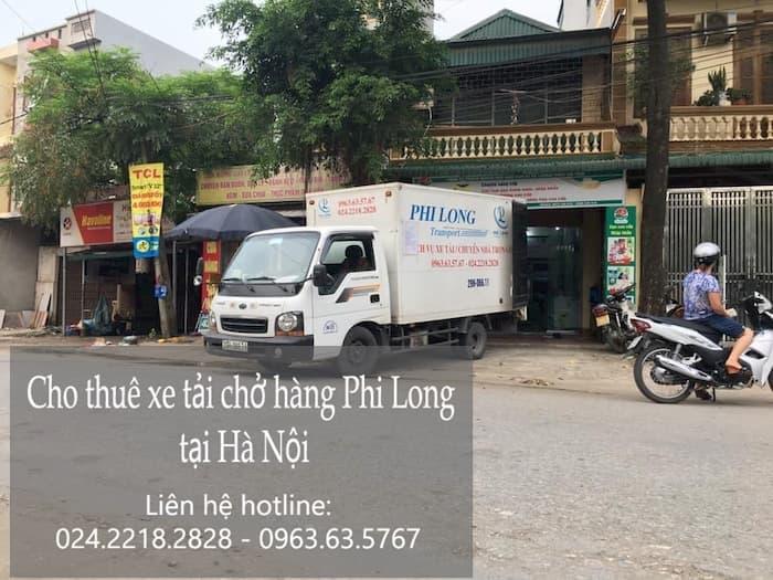 Dịch vụ taxi tải chở hàng tại phố Nguyễn Khắc Hiếu