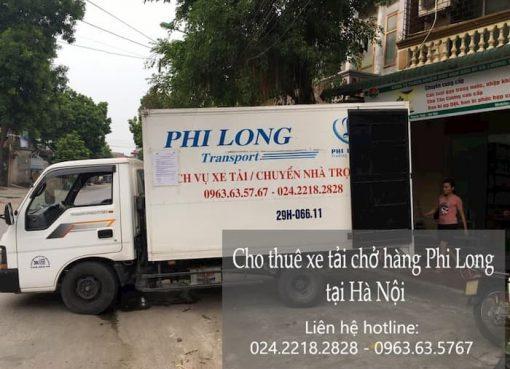 Thuê xe tải phố Nguyễn Khắc Hiếu đi Quảng Ninh