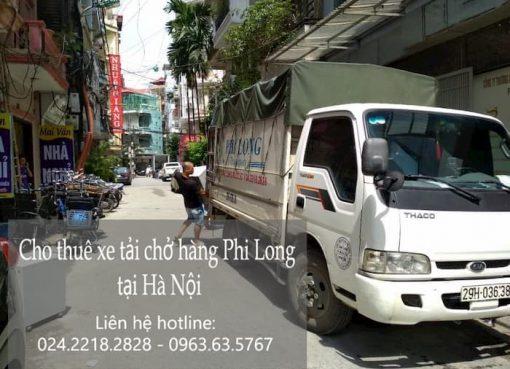 Thuê xe tải chở hàng phố Giang Văn Minh đi Quảng Ninh