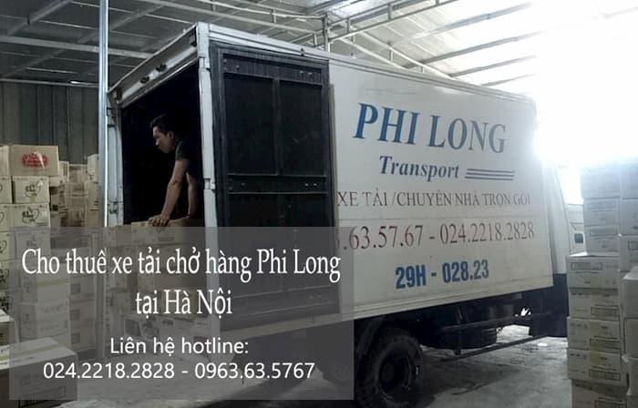 Thuê xe tải 5 tạ từ phố Thanh Bảo đi Nam Định