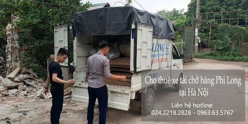 Dịch vụ cho thuê xe tải giá rẻ tại phố Thanh Đàm
