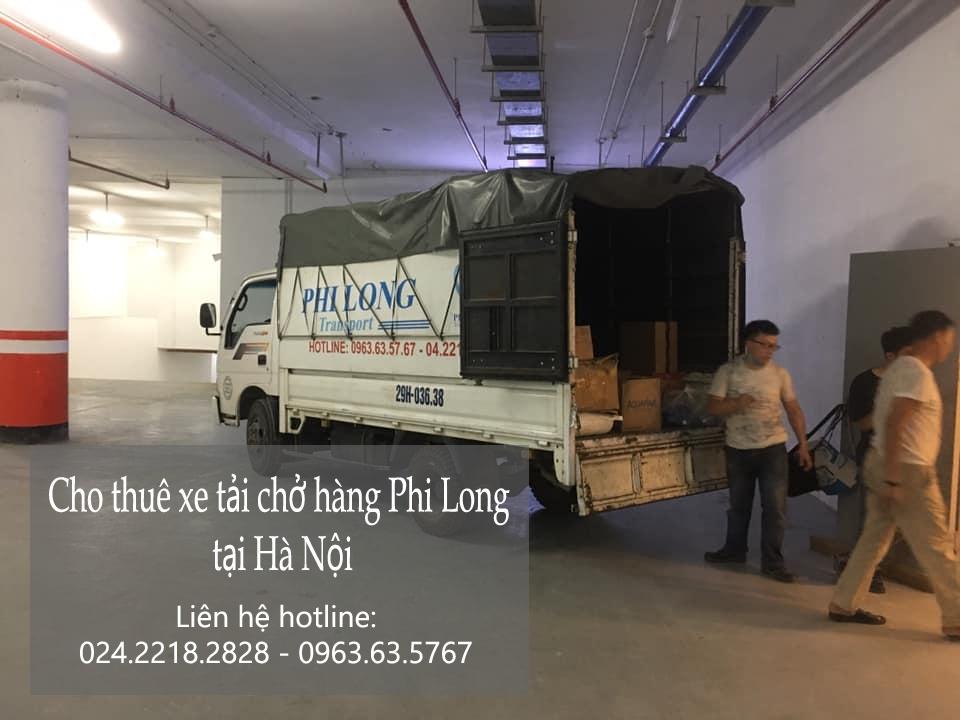 Dịch vụ Xe tải nhỏ chở hàng Phi Long có đội ngũ nhân viên chuyên nghiệp.