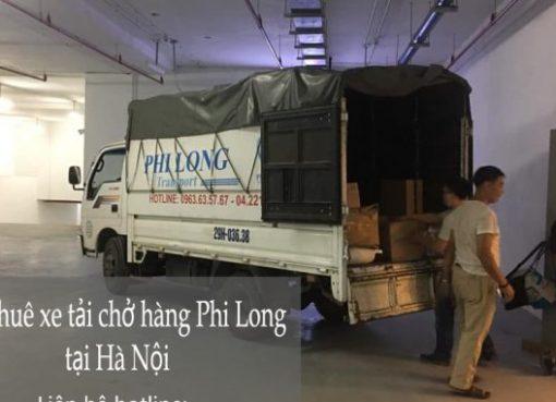 Thuê xe tải nhỏ chở hàng tại đường Bồ Đề đi Thái Bình