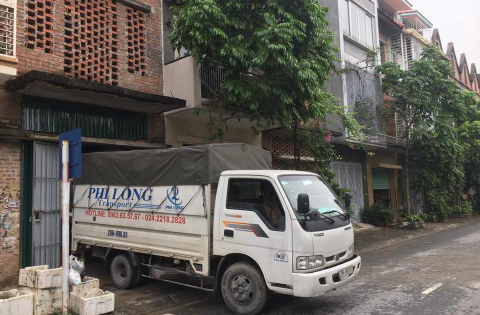 Dịch vụ cho thuê xe tải từ hà nội đi Quảng Ninh