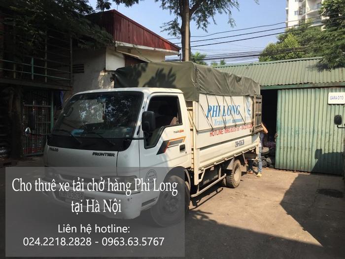 Taxi tải giá rẻ phố Đặng Tất đi Thanh Hóa