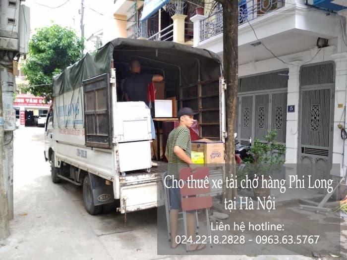 Xe tải chở hàng từ Hà Nội đi Nam Định