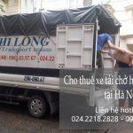 Dịch vụ cho thuê xe tải tại huyện Phúc Thọ