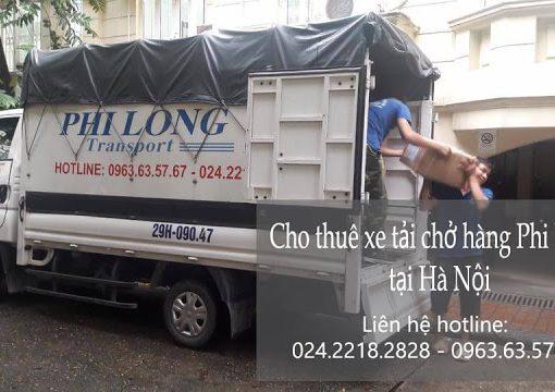 dịch vụ taxi tải chở hàng chuyên nghiệp Hải Dương đi Hà Nội