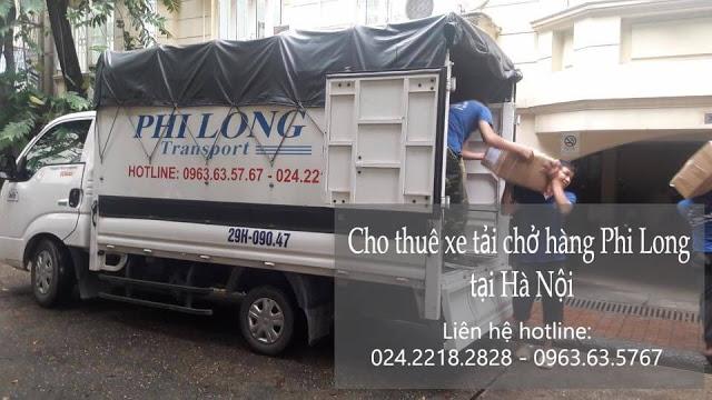 Dịch vụ cho thuê xe tải tại phố Ái Mộ đi Hải Phòng