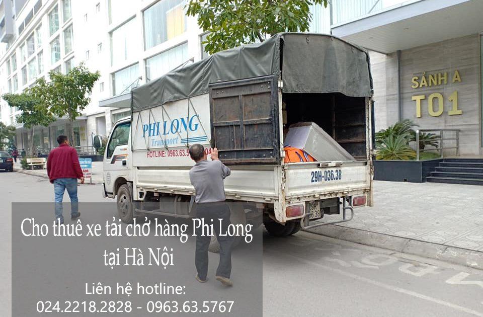 cho thuê xe tải tại huyện Thường Tín