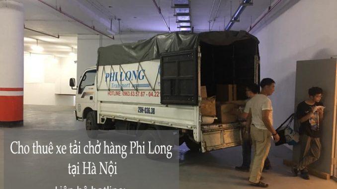 Dịch vụ cho thuê xe tải tại huyện Thanh Oai