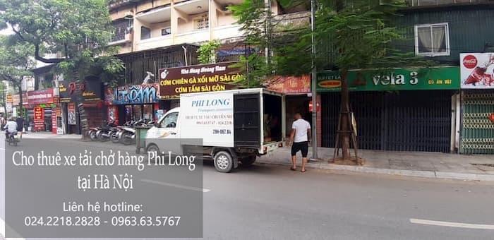 Dịch vụ cho thuê xe tải từ Hà Nội đi Lào Cai