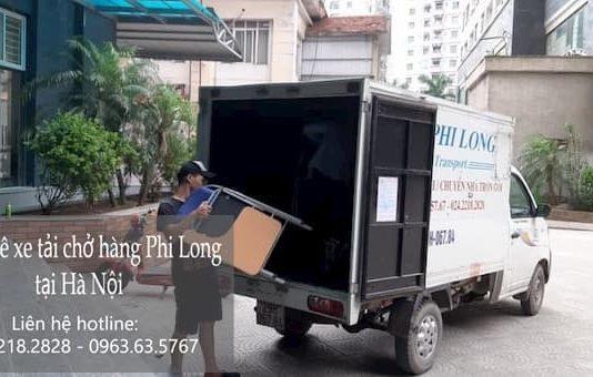 Dịch vụ cho thuê xe tải phố Dã Tượng đi Quảng Ninh