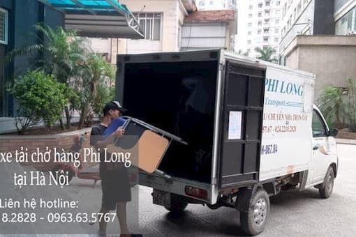 Dịch vụ cho thuê xe tải phố Hàng Mành đi Quảng Ninh