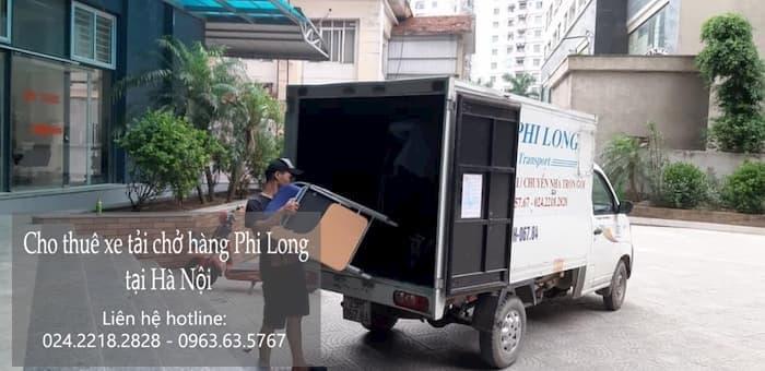 Dịch vụ cho thuê xe tải phố Tràng Tiền đi Hòa Bình