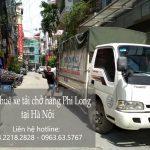 Dịch vụ xe tải phố Đinh Công Tráng