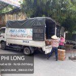 Dịch vụ cho thuê xe tải đường Tình Quang đi Hà Nam