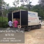 Dịch vụ cho thuê xe tải tại đường Tân Tụy đi Hà Nam