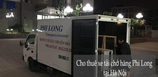 Dịch vụ cho thuê xe tải phố Bát Đàn đi Quảng Ninh
