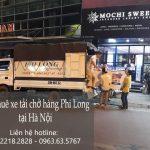 Dịch vụ cho thuê xe tải từ đường Hồ Tùng Mậu đi Hà Nam