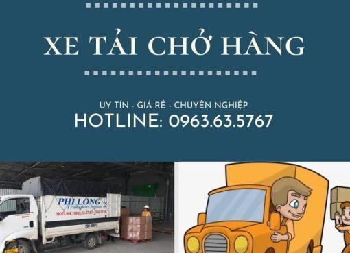 Dịch vụ cho thuê xe tải tại đường Kim Giang đi Lạng Sơn